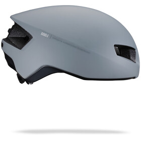 BBB Tithon Kask, matt grey